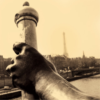 Hand Over The Seine