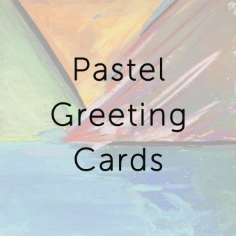 Pastels Greeting Cards