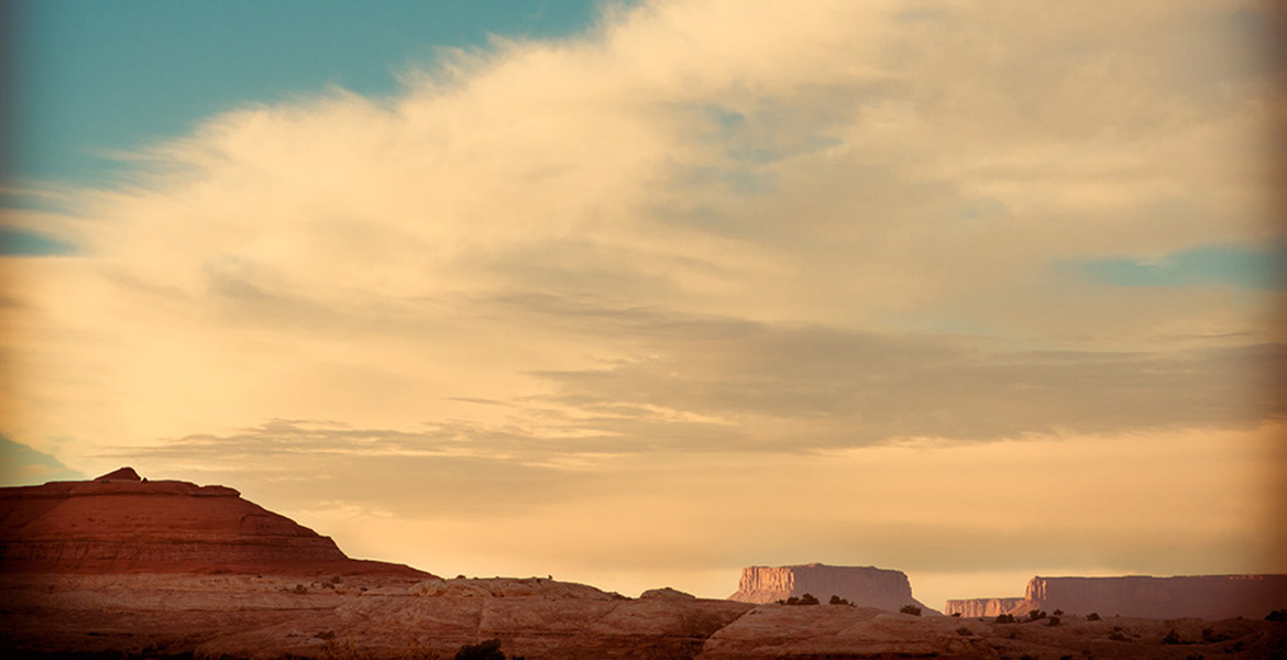 Canyonlands Sky Homeslider