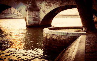 Under & Over The Seine