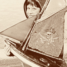 Boy And His Boat
