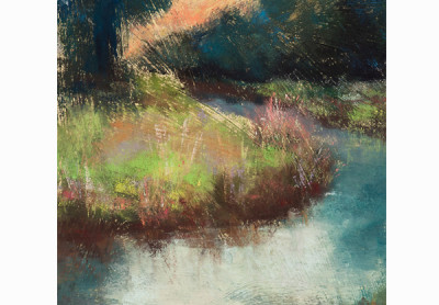Finding My Way Back Pastel Painting_SHOP