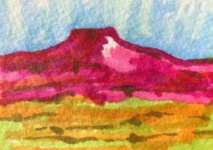 Pedernal New Mexico