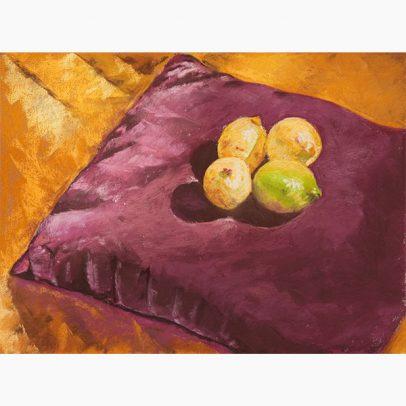 Four Lemons On A Pillow_SHOP