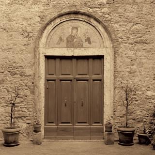 Montepulciano Door