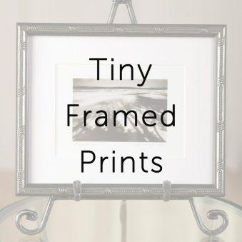 Tiny Framed Photography
