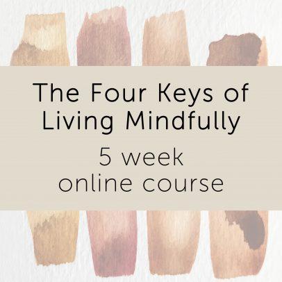 Four Keys Mindfulness Product Image